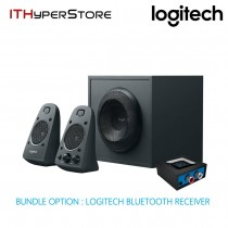 LOGITECH Z625 THX Certified 2.1 SPEAKER SYSTEM WITH SUBWOOFER AND OPTICAL INPUT