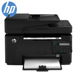 HP MFP M127FN Mono LaserJet Pro AIO Printer With Fax