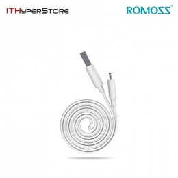 ROMOSS CABLE - LIGHTNING FUSION CB12F IVORY WHITE (CB12f-161-03)