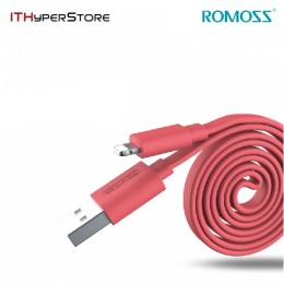 ROMOSS LIGHTNING CABLE WATERMELON RED - CB12F-163 - 1M