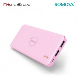 ROMOSS POLYMOS 5 5000mAh POWER BANK - PINK