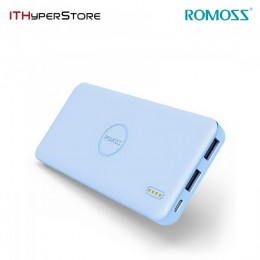 ROMOSS POLYMOS 5 5000mAh POWER BANK - BLUE