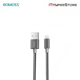 ROMOSS CABLE - MFI LIGHTNING GRAY