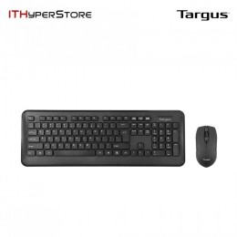 TARGUS WIRELESS MOUSE AND KEYBOARD (BLACK)