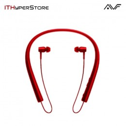 AVF BLUETOOTH STEREO HEADSET - HBT300 - RED