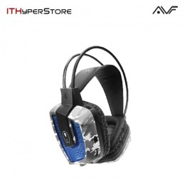 AVF GAMING FREAK U11 SUPERBASS GAMING HEADSET WITH MIC