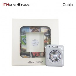 ALTEK CUBIC SMART MINI WIRELESS CAMERA - WHITE
