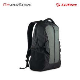 CLIPTEC CFP103 14.1 NB BACKPACK - MOMENTUM (GREY)