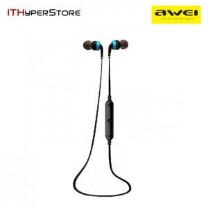 Awei Bluetooth Earphone A960BL Blue