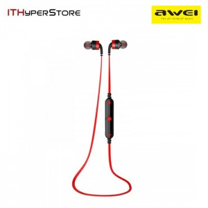 Awei Bluetooth Earphone A960BL Red