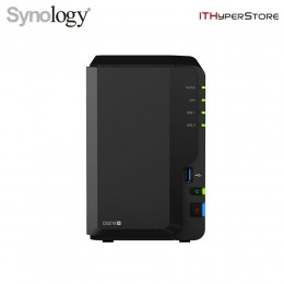 (Pre-Order@10days) Synology DS218+ NAS DiskStation 2-Bays(Plus Series)