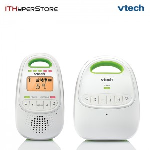 TWIN PACK - VTECH BABY BM2000 DIGITAL AUDIO DISPLAY BABY MONITOR