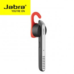 Jabra Stealth Bluetooth Headset (Silver) + FREE Car Holder