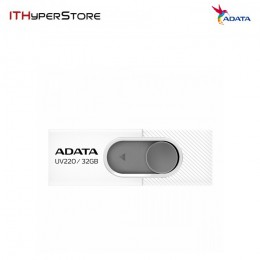 ADATA UFD USB2.0 UV220 32GB - WHITE