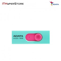 ADATA UFD USB2.0 UV220 16GB - GREEN