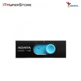 ADATA UFD USB2.0 UV220 16GB - BLACK