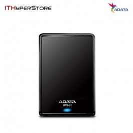 ADATA EXTERNAL HDD HV620 1TB BLACK (SHINE)