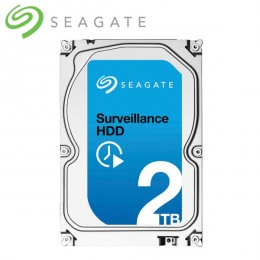 Seagate Surveillance HDD ST2000VX003 2TB 64MB Cache SATA 6.0Gb/s 3.5 Internal Hard Drive