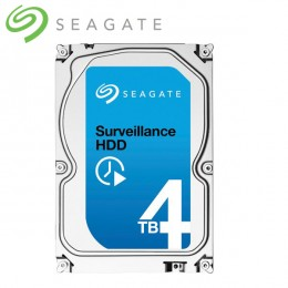 Seagate Surveillance HDD ST4000VX000 4TB 64MB Cache SATA 6.0Gb/s 3.5 Internal Hard Drive