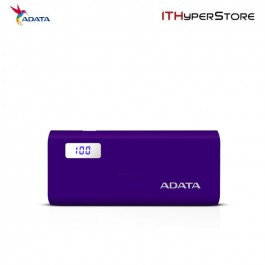 ADATA POWERBANK P12500D 12500MAH - PURPLE