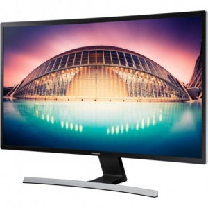Samsung LS32E590C 32-Inch Full HD LED Curved Monitor with Speaker