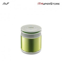 AVF Rapoo A3060-GRN Bluetooth Mini Speaker - Green