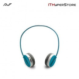 AVF Rapoo H6020-BL Bluetooth Headset With Mic - Blue