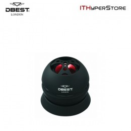 DBest Wireless Mini Speaker - PS4502BT (Black)
