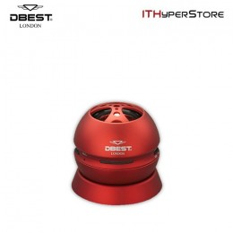 DBest Wireless Mini Speaker - PS4502BT (Red)