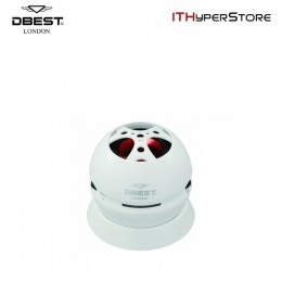 DBest Wireless Mini Speaker - PS4502BT (White)