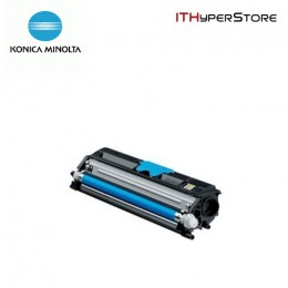 Konica Minolta Toner Cartridge Series 2.5K Cyan MC1600