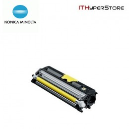 Konica Minolta Toner Cartridge Series 2.5K Yellow MC1600