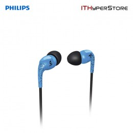 Philips Earphone SHO1100BL/10 - Blue
