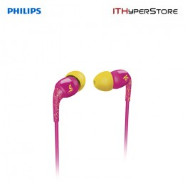Philips Earphone SHO1100PK/10 - Pink