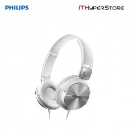 Philips Headphone DJ Monitor Style SHL3160WT/00 - White