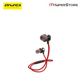 Awei Bluetooth Earphone A980BL Red