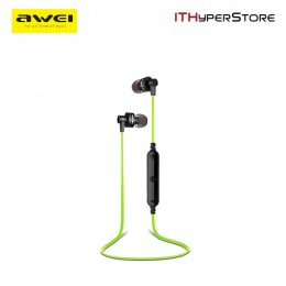 Awei Bluetooth Earphone A990BL Green