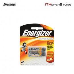 Energizer e2 Advance AA Batteries (2pcs) - X91 RP-2