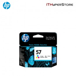 HP 57 (Tri-Color) Ink Cartridge C6657AA