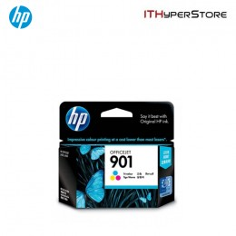 HP 901 (Tri-Color) Ink Cartridge CC656AA