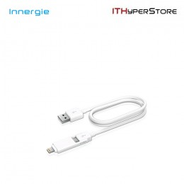 Innergie MagiCable Duo With Lightning Connector - 8858751701309
