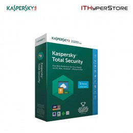 Kaspersky Total Security 2017 1User/ 1Year