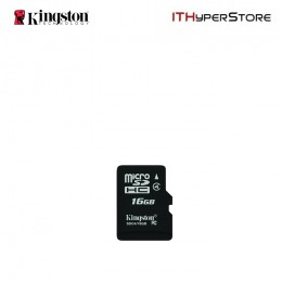 Kingston Micro SD 16GB (Class 4) - SDC4/16GB