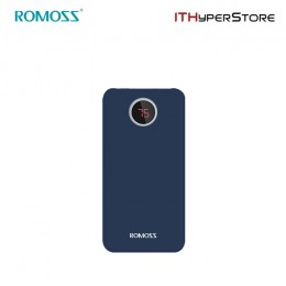 ROMOSS POWERBANK HO20 20000mAh LED - BLUE