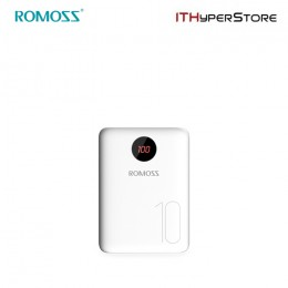 ROMOSS POWERBANK OM10 10000mAh - WHITE