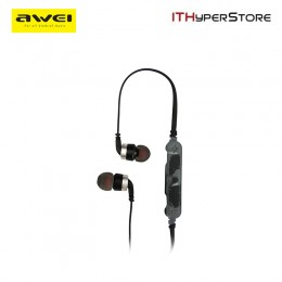 Awei Bluetooth Earphone A960BL Gold