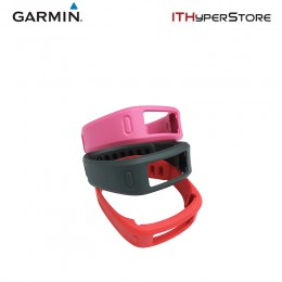Garmin Vivo Fit Fitness Bands - Pink/Red/Slate (VBL06)