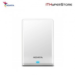 ADATA EXT HDD HV620S 2TB WHITE (SLIM)