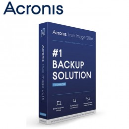 Acronis True Image 2016 Backup Solution For Windows 10 And Recent MAC OS X Version
