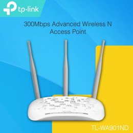 TP-LINK TL-WA901ND 300Mbps Advanced Wireless N Access Point